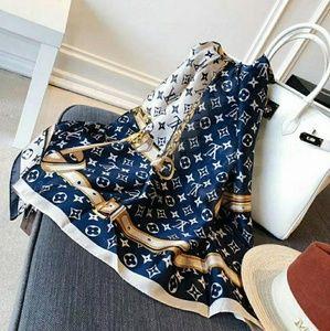 New Louis Vuitton scarf/wrap.